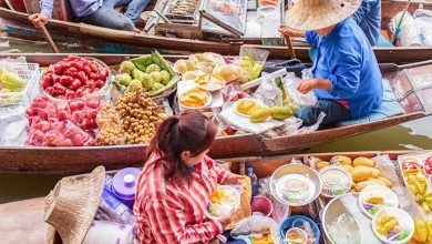 Photo of 5 best floating markets to visit in Thailand