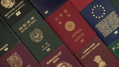Photo of Some Unusual Passports From Around The World
